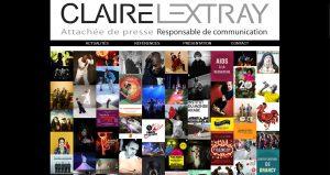 Site de Claire Lextray - Attachée de Presse spécialisée en Musique et Culture